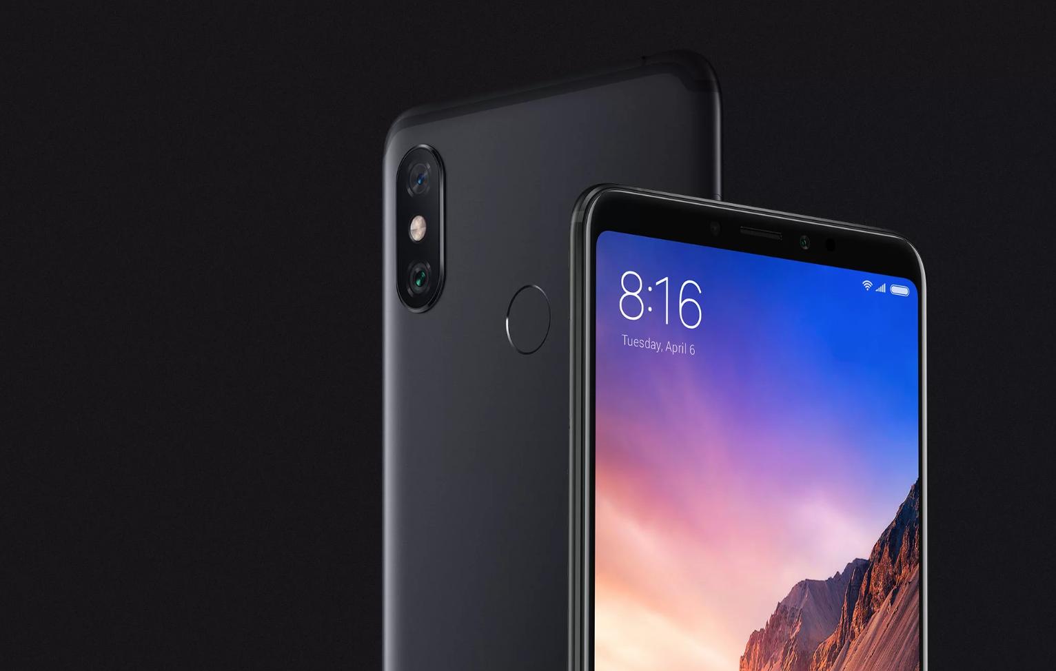 Xiaomi Mi Max 3 by Metrostore