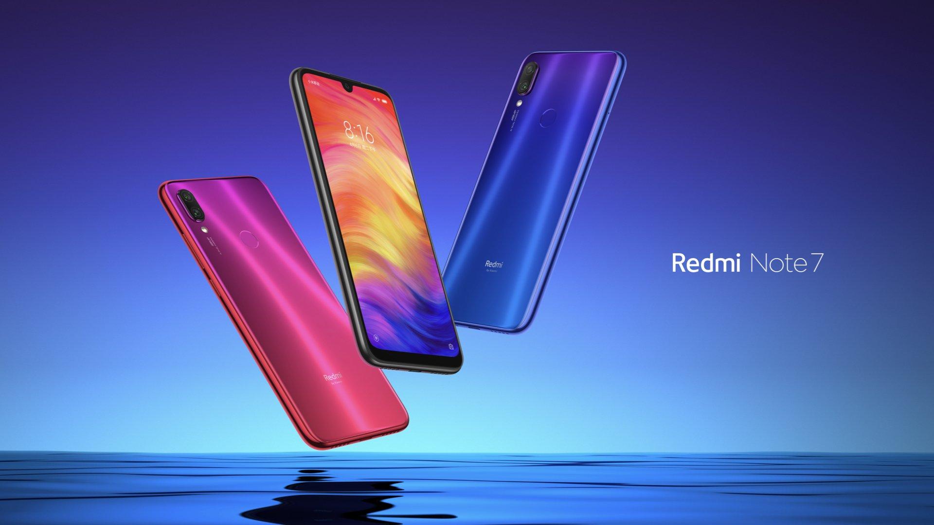 Xiaomi Redmi Note 7 Metrostore.gr