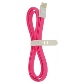4ok_usb_to_microusb_data_cable_12m_pink