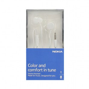Hands-Free-Nokia-Headset-WH-208-White